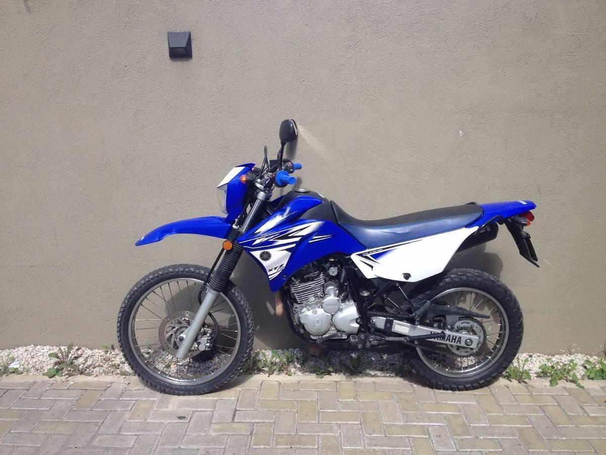 Yamaha Xtz 250 Azul - Bahia Blanca