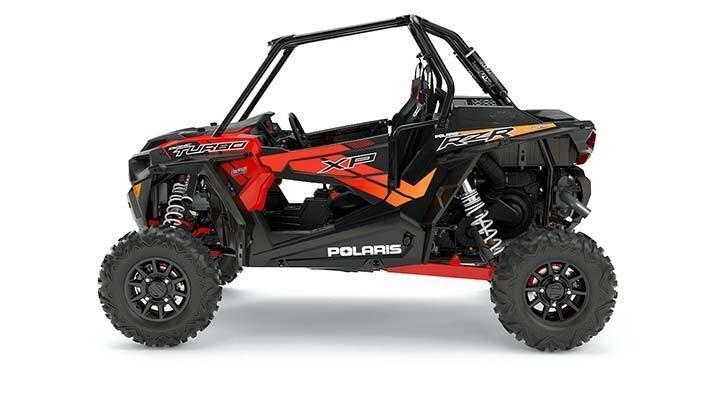 Polaris Rzr Xp Turbo 170 Cv 2017 No Can Am Maverick X3