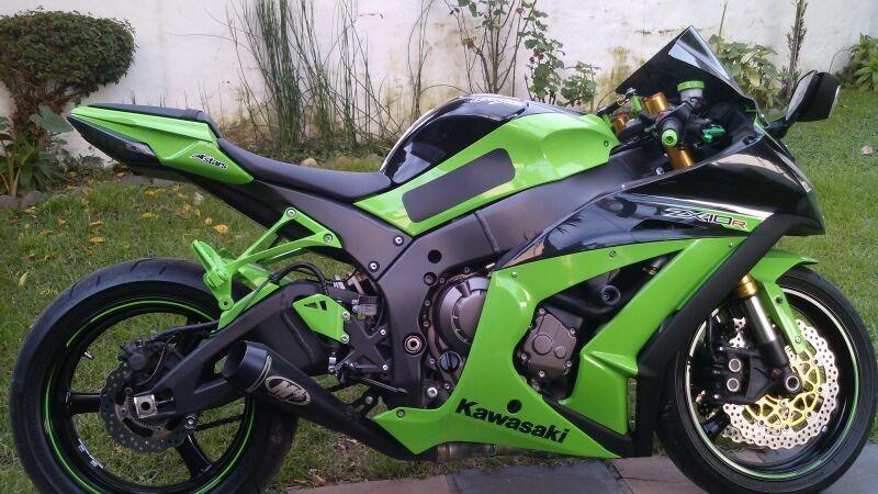 Kawasaki Zx10r Ninja 2014