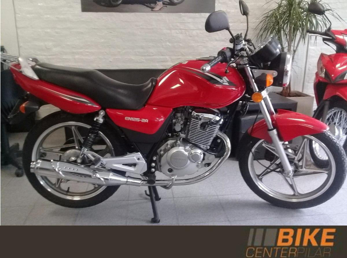 Suzuki En-125-2a Impecable!!! - Bikecenter