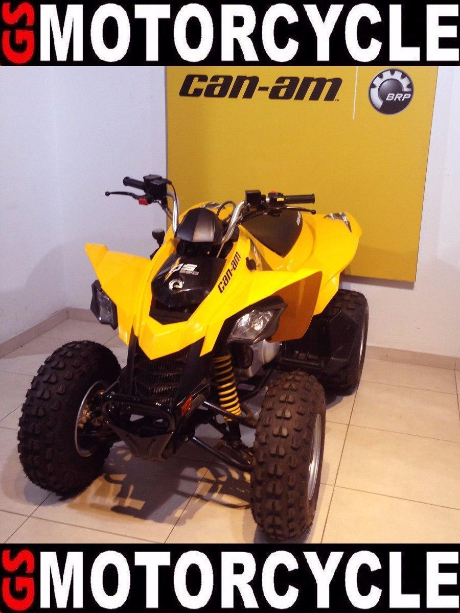 Cuatriciclo Can Am Ds 250 Gs Motorcycle Devoto