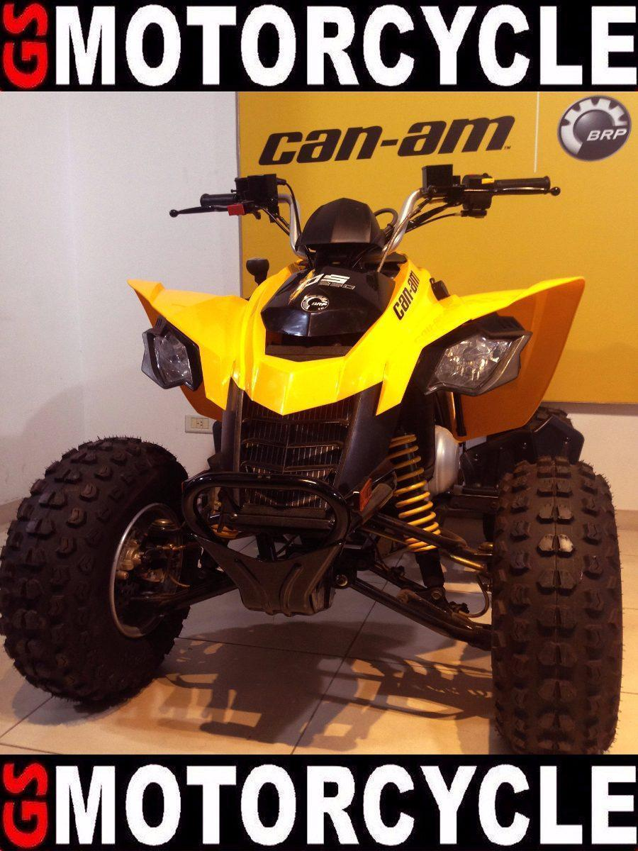 Cuatriciclo Can Am Ds 250 Gs Motorcycle Devoto