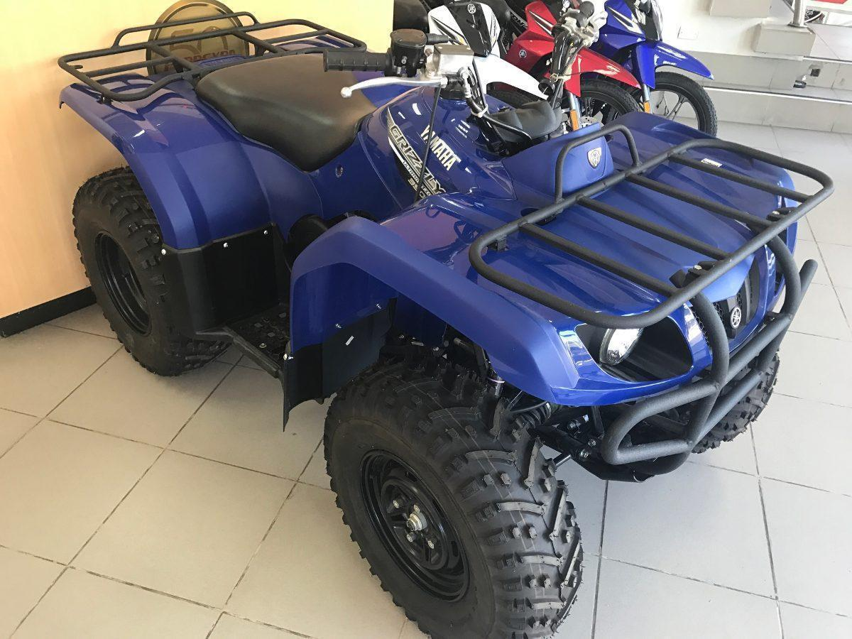 Cuatriciclo Grizzly 350 4x4
