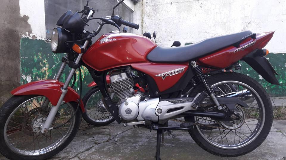 CG TITAN 150cc . MODELO 2013