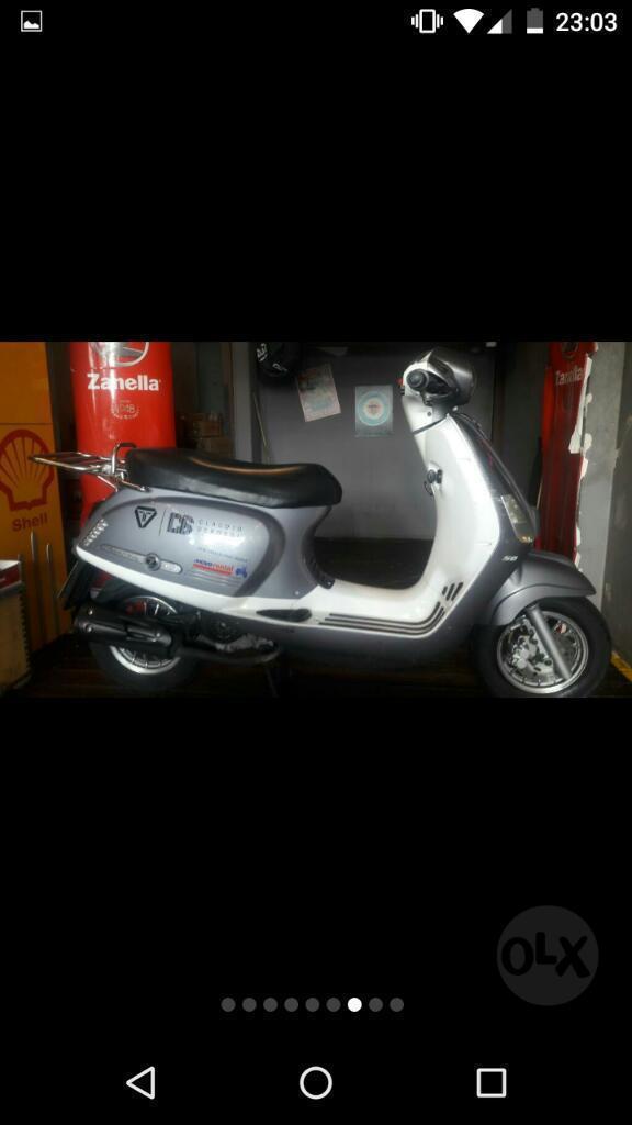 Vendo Zanella Styler 50 Cc