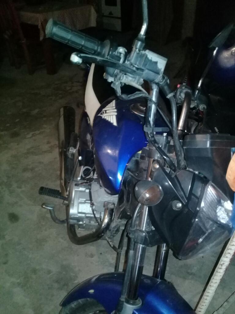 Vendo Motomel 150