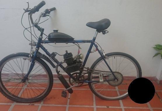 Siambretta 125 Motocarga / Bicimoto