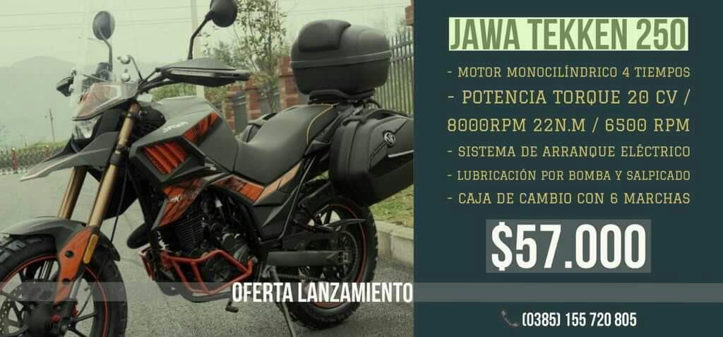 Compra Tu Jawa Y Rbm Precios de Lansamie