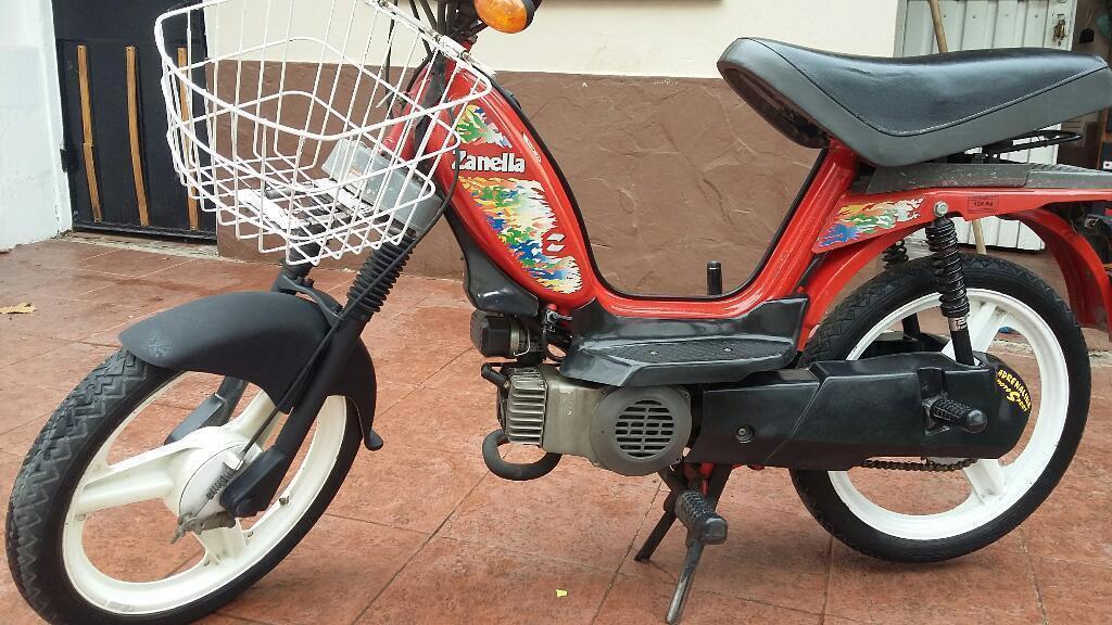 Ciclomotor Zanella 50
