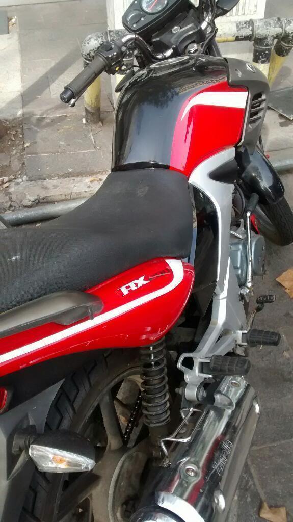 Zanella Rx 200 Negras - Brick7 Motos
