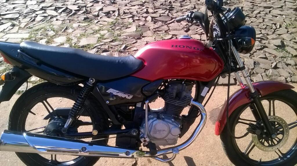 Vendo Honda Fan 2008