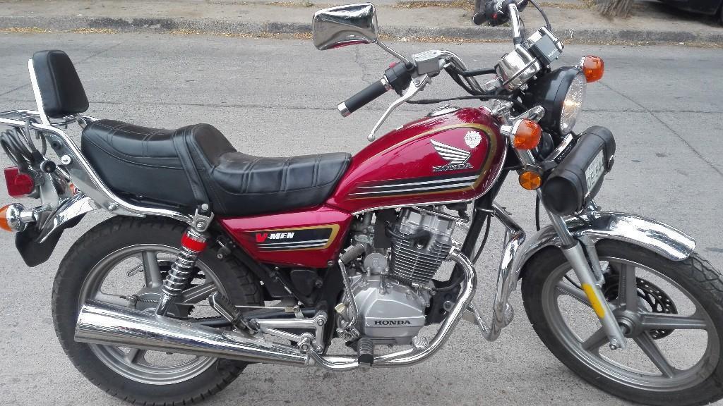 moto honda v-men 125cc 2015