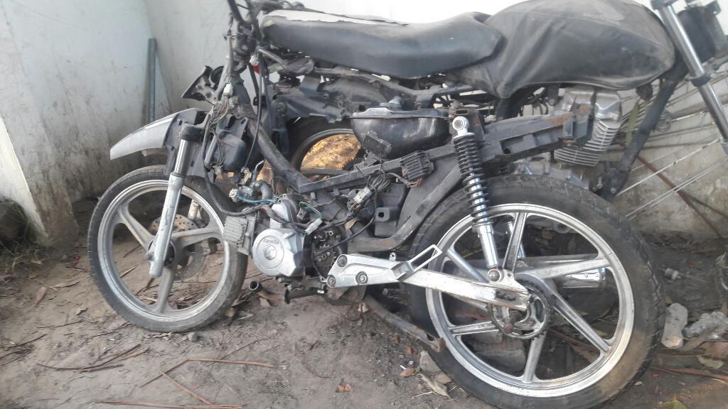 Moto 110 Cc