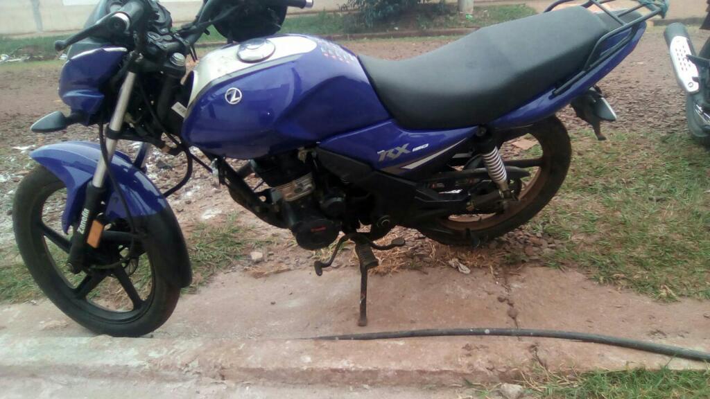 Vendo Moto!!! Motor Nuevo