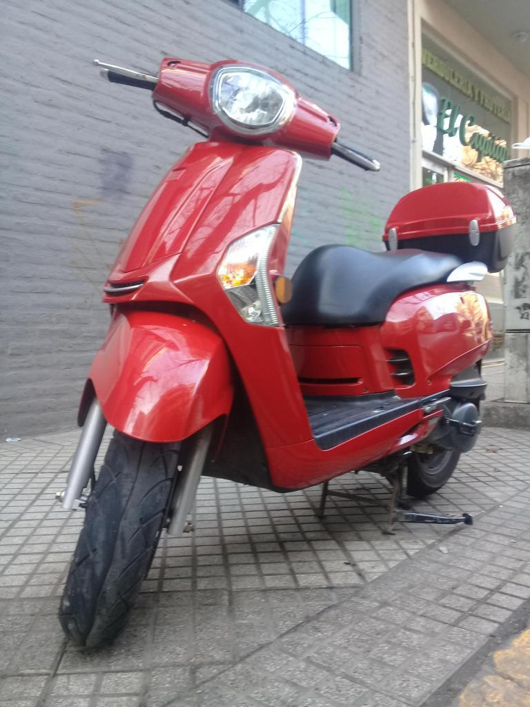 Kymco like 125 Oportunidad !