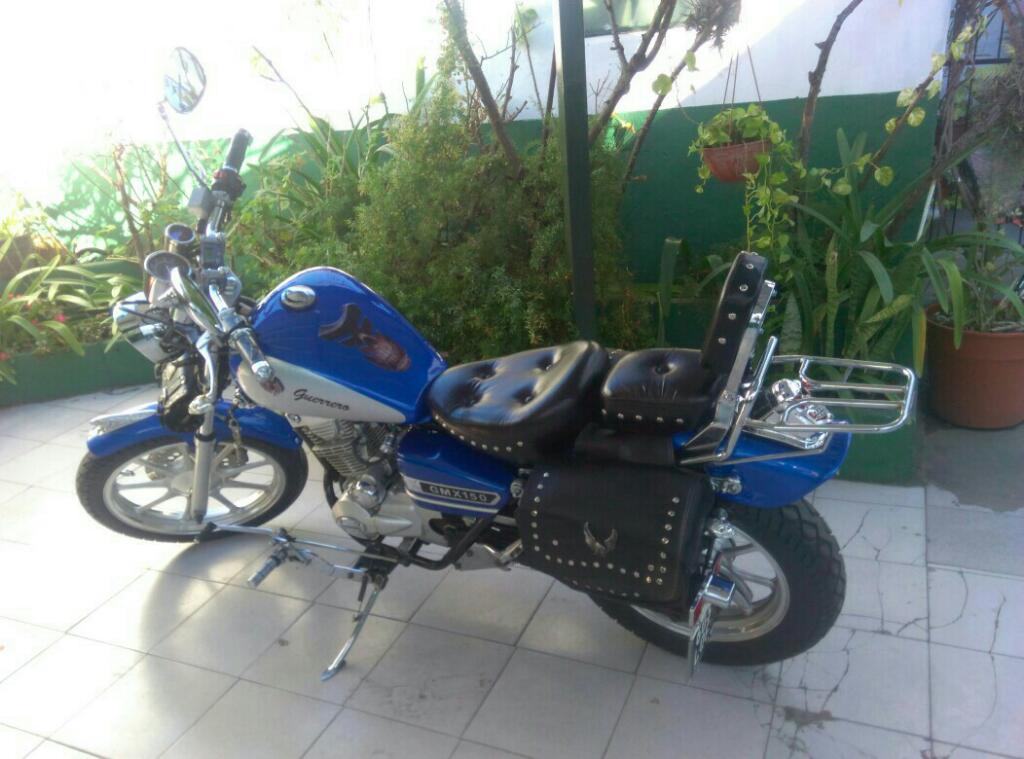 Guerrero Gmx 150 2016
