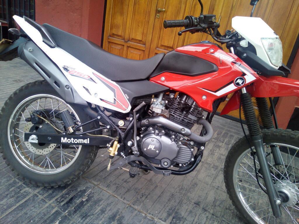 Nueva Skua 250 Enduro