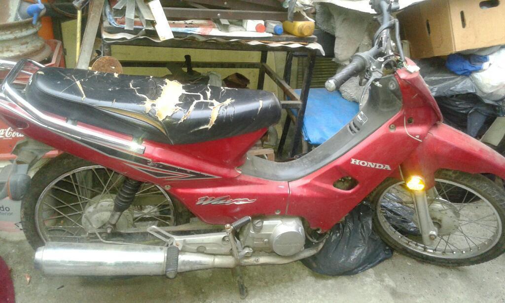 Vendo Honda Wave