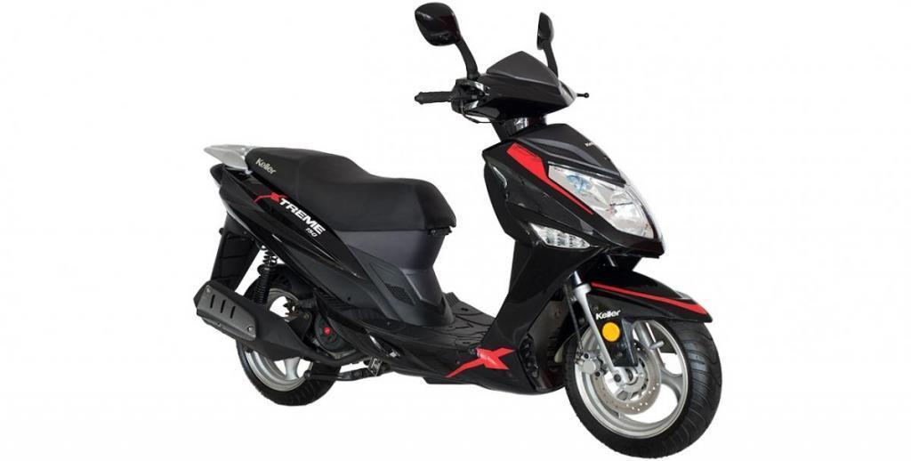 vendo scooters keller 150 xtreme