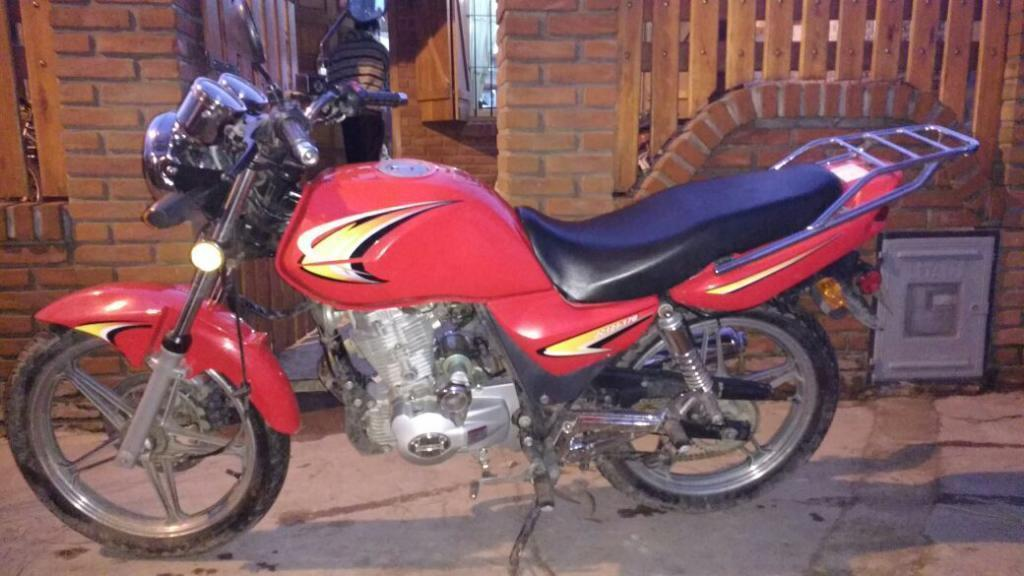 Vendo Jincheng 125 Impecable!!