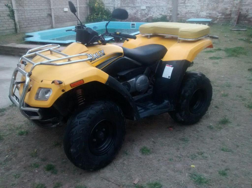 Can Am Rally 200