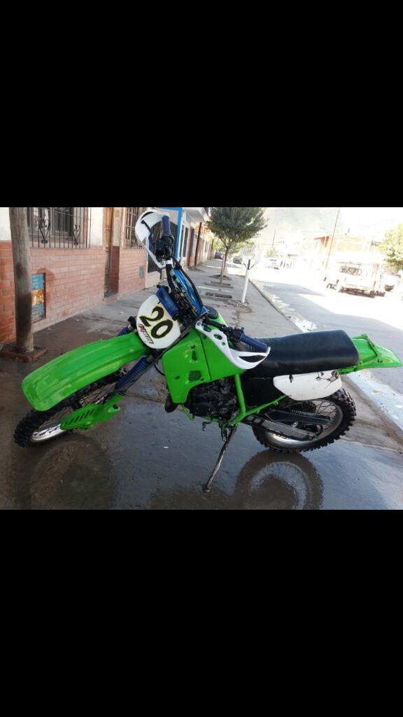 Vendo Kawasaki Kmx 125cc Motor 10 Puntos