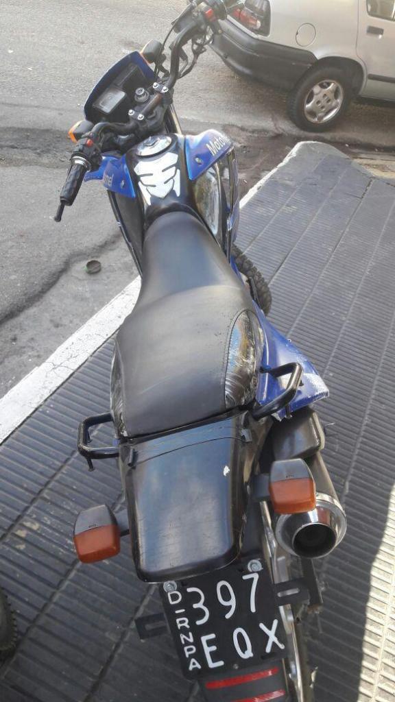 VENDO PERMUTO FINANCIO MOTOCICLETA ENDURO MOTOMEL CX