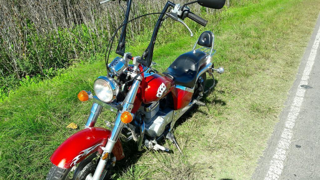 Gilera Yl 150 Custom
