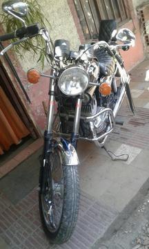 Vendo O Permuto Moto Chopera Jawa