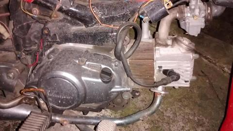 Motor Yamaya Crypton 110