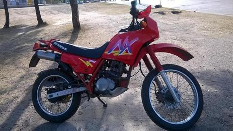 Vendo MOTO HONDA, NX 150