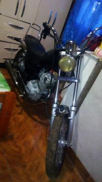Moto Imsa 125