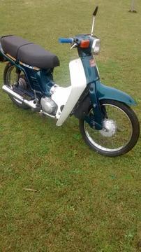 Suzuki FB 100cc 4 tiempos japonesa modelo 1999
