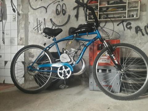 Bici Moto 50cc Preparada