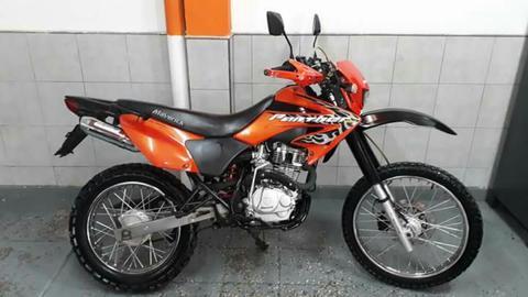 Vdo Panther 250 6mil Km Rbo Motos