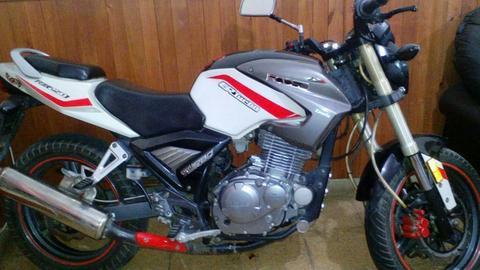 Vendo Moto Zanella Rx 250