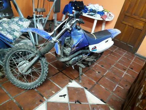 Yamaha Ttr 125 Brick7 Motos