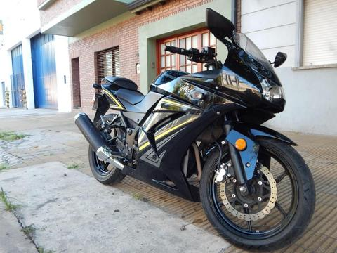 Kawasaki Ninja 250 Mod. 2012 Edición Especial