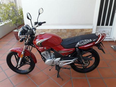 Ybr 125. Modelo 2010