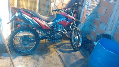 Moto Zanella Zr 150