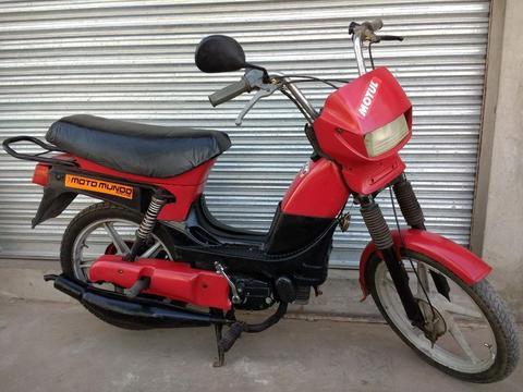Ciclomotor Juki