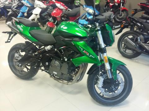 Benelli 600 Naked Villarino 555