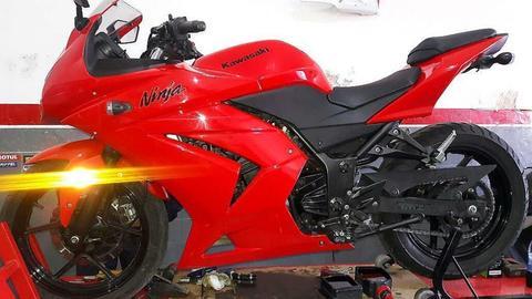 Kawasaki Ninja 250 Impecable Linea 2011 Patentada Dic 2010!!