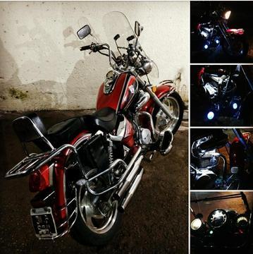 Chopera Custom 250cc Recibo Tarjeta