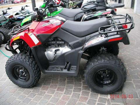 Arctic Cat Atv Recreation 300 Os 4x2 Entrega Inmediata!!