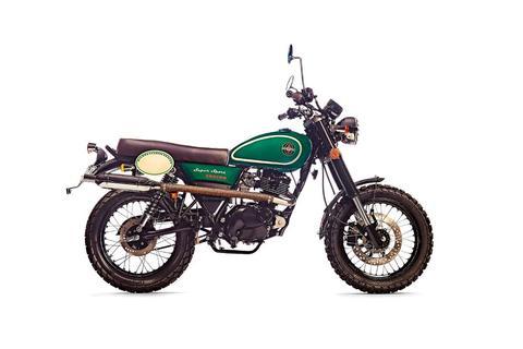 Moto Gilera Scrambler 200 Plan Ahora 18