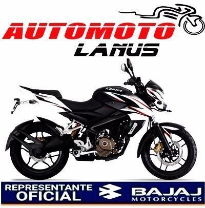 Bajaj Rouser Ns 150 0km 2017 Automoto Lanus