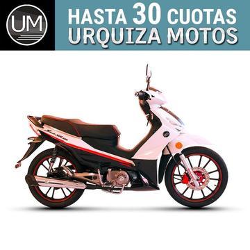 Moto Gilera Smash 125 Rr 0km 100% Financiada Urquiza Motos