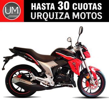 Moto Gilera Vc 200 Naked Nuevo Modelo 0km Urquiza Motos