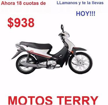 Moto Zanella Zb 110 Z1 0 Km Consulte Retiro Con Dni